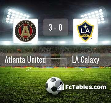 Anteprima della foto Atlanta United - LA Galaxy