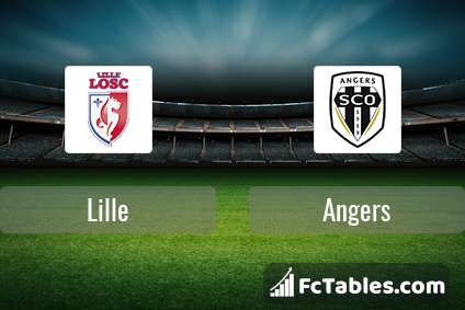 Preview image Lille - Angers