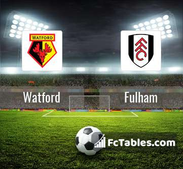 Preview image Watford - Fulham