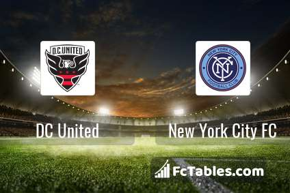 Preview image DC United - New York City FC