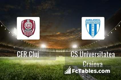 Liga I: CS Universitatea Craiova - CFR Cluj 0-0, în play-off   Cs U Craiova-cfr Cluj