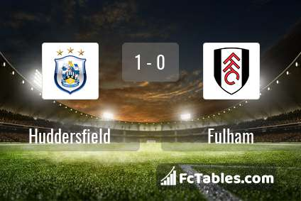Preview image Huddersfield - Fulham