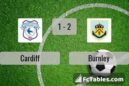 Anteprima della foto Cardiff City - Burnley