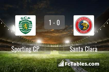Preview image Sporting CP - Santa Clara
