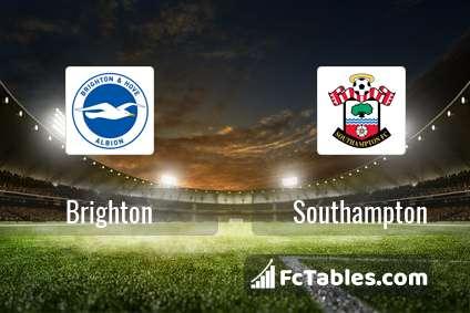 Preview image Brighton - Southampton