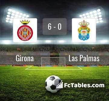 Preview image Girona - Las Palmas