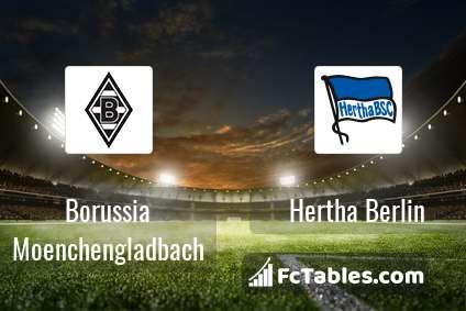 Podgląd zdjęcia Borussia M'gladbach - Hertha Berlin