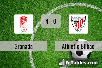 Preview image Granada - Athletic Bilbao