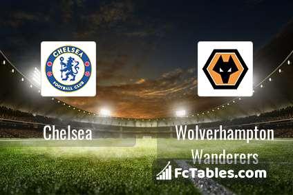 Preview image Chelsea - Wolverhampton Wanderers